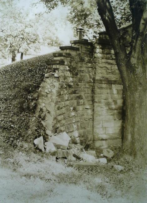 Union Cemetery Vault